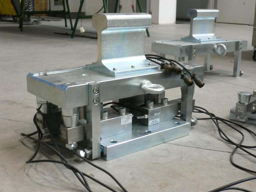 Ensayo Ferroviario Ensayos Material Rodante 1